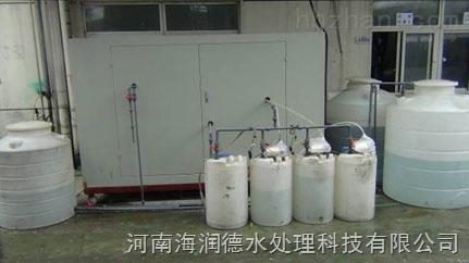 新鄭地埋式污水處理裝置設備