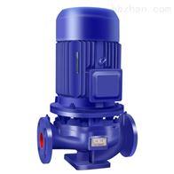 ISG100-350B管道离心泵厂家