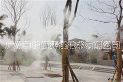 湖北步行街喷雾降温/户外喷雾降温专家/专业设计喷雾降温系统