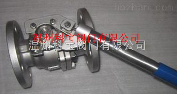 不锈钢内螺纹碳钢复位球阀DN15-32