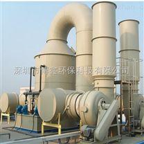 PCB廠酸堿廢氣處理成套設備
