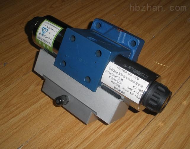 技术供水系统DPW-8-63电磁配压阀板式连接方式