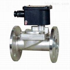 恒远阀控专家-双线圈控制自保持式电磁阀ZBF型说明