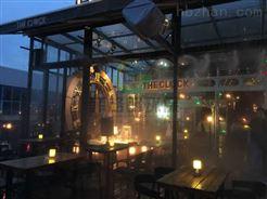 江西露天酒吧/环保专家户外餐厅/烧烤街喷雾降温系统报价