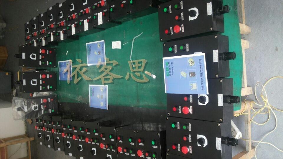 武汉fzc-s两灯两钮带开关防水防尘防腐操作柱