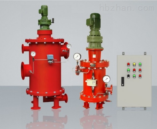LSQ全自动滤水器LSQ自动清洗滤水器