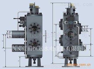 南京水电站维修服务站SFD事故配压分段关闭装置