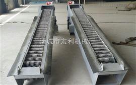 回转式粗细格栅除污机 环保污泥处理设备