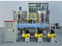 青岛市生产磷酸盐加药厂家/磷酸盐加药装置的价格/锅炉水除垢设备