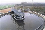 悬挂式中心传动刮吸泥机