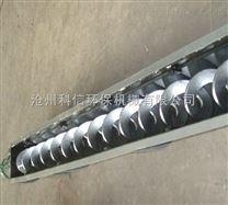螺旋输送机 LS有轴螺旋 输送输灰设备