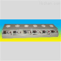 六聯數顯恒溫加熱套 () 型號:TH48KDM