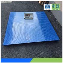 地磅现货厂家-供应1T3T3吨工业电子平台秤