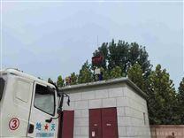工地揚塵汙染噪聲實時在線監控係統_PM2.5監測儀實時反饋
