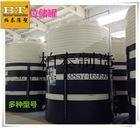 PT盐酸储罐 立式白色塑料水塔 水箱生产厂家