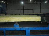 100mm鋼結構離心玻璃棉卷氈