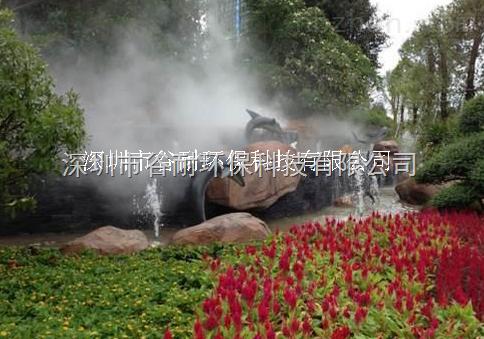 青海商业街造景设备人工造雾工程产品要闻