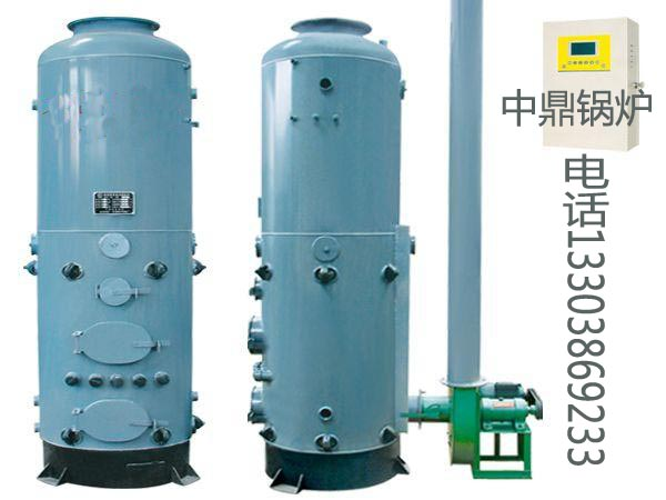 可在底座两侧铁板下放置8-10根管子,用钢丝绳拉动,让锅炉大件在滚动的