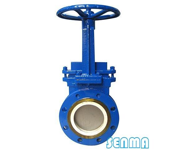 表面均采用陶瓷制造,使用范围为:1,热电厂干灰系统仓泵进出料阀;2图片