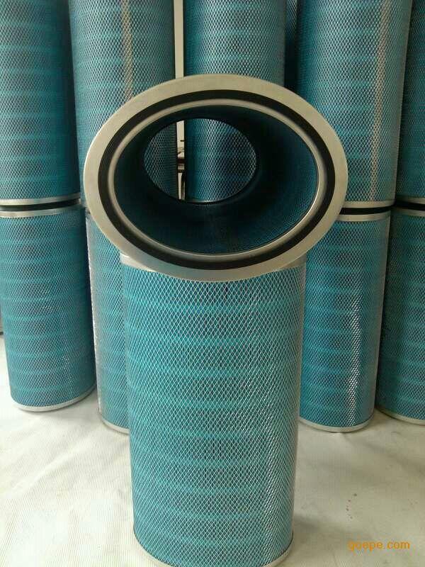 p191920唐纳森椭圆除尘滤筒瑞士百超切割机除尘滤芯