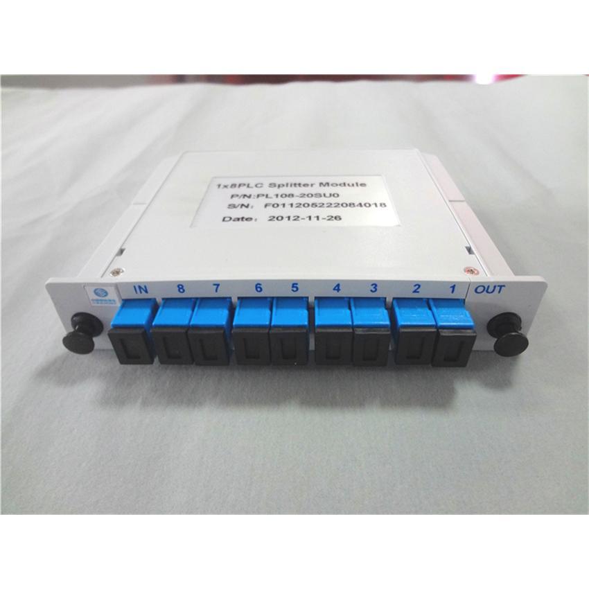 平面光波导功率分路器成电路平面光波导技能是用半导体技能制造光