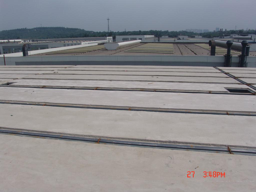 图纸定做-钢骨架轻型板 钢结构保温板