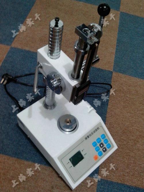弹簧拉压实验机