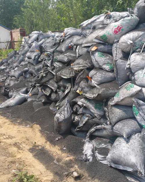 78吨含汞危废物非法转运河南