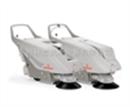 CS50手扶式自動掃地機