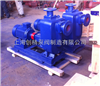 ZW型卧式无堵塞自吸式排污泵 ZW型自吸污水污泥杂质泵直销